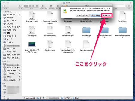 Safari Bookmark013